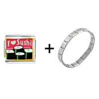 Items from KS - i heart sushi rolls combination Image.
