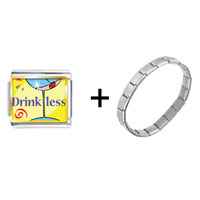 Items from KS - drink less alcohol combination Image.
