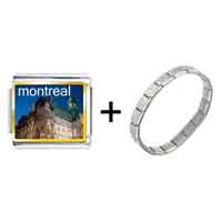 Items from KS - montreal photo italian charm combination Image.