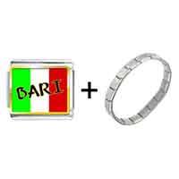 Items from KS - bari photo italian charm combination Image.