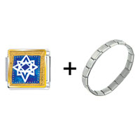 Items from KS - jewish stars combination Image.