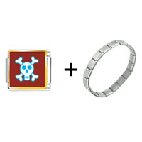 Items from KS - skull and crossbones combination Image.