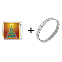 Items from KS - bright christmas tree combination Image.