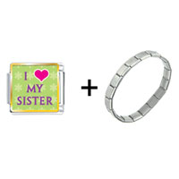 Items from KS - i heart my sister combination Image.