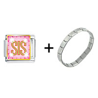 Items from KS - short for sister combination Image.