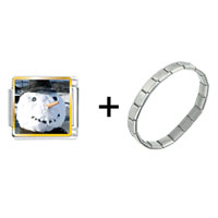 Items from KS - real snowman combination Image.