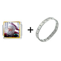 Items from KS - santa statue combination Image.