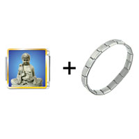 Items from KS - stone buddha combination Image.