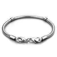 Snake Charms Snake Chains Snake Bracelets 5 5 Inch Snake Chain Lobster Clasp Bracelets