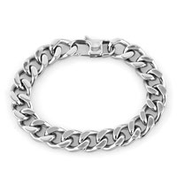 New Fahion Men S Boy S Titanium Steel Unique European Bracelet