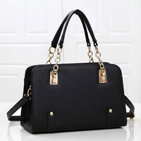 Womens Black New Hobo Satchel Messenger Bag Leather Purse Shoulder Handbag