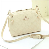Shoulder Messenger Bag New Fashion Women Pu Leather Handbag Crossbody Satchel White