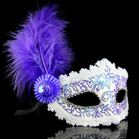 Venetian Sexy Eye Mask Masquerade Glitter Party Ball Opera Carnival Fancy Dress