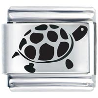 Laser Turtle By Price Italian Charm Laser Italian Charm