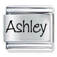 Zipty Font Name Ashley Italian Charm Laser Italian Charm