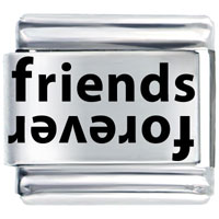 Laser Forever By Price Friendship Italian Charms