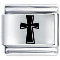 Celtic Cross Religious Italian Charms Laser Laser Italian Charm