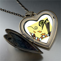 Necklace & Pendants - fall fashionwear large heart locket pendant necklace Image.