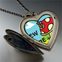 Necklace & Pendants - new home large heart locket pendant necklace Image.