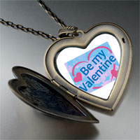 Necklace & Pendants - be valentine photo large heart locket pendant necklace Image.