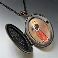 Necklace & Pendants - manet' s art fifer photo locket pendant necklace Image.