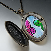 Necklace & Pendants - butterfly times photo locket pendant necklace Image.