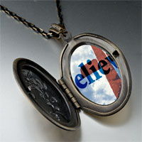 Necklace & Pendants - believe cross photo locket pendant necklace Image.