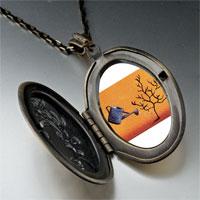 Necklace & Pendants - water tree photo locket pendant necklace Image.
