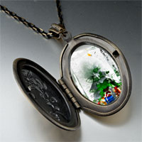 Necklace & Pendants - christmas pendants christmas tree gifts ice cube pendant necklace Image.