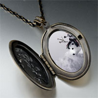 Necklace & Pendants - pendants happy christmas gifts snowman black pendant necklace Image.