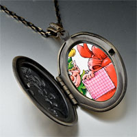 Necklace & Pendants - santa gift helper pendant necklace Image.
