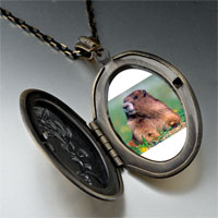 Necklace & Pendants - happy digging gopher pendant necklace Image.