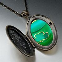 Necklace & Pendants - ireland shamrock hat pendant necklace Image.