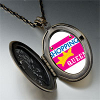 Necklace & Pendants - shopping queen pendant necklace Image.