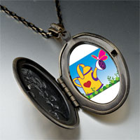 Necklace & Pendants - gardening water bucket pendant necklace Image.