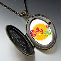 Necklace & Pendants - party celebration hat pendant necklace Image.