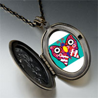 Necklace & Pendants - colorful butterfly photo pendant necklace Image.