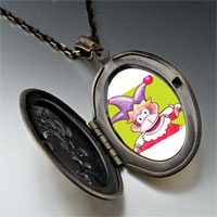 Necklace & Pendants - joker monkey pendant necklace Image.