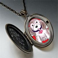 Necklace & Pendants - dog heaven pendant necklace Image.