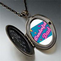 Necklace & Pendants - wonderful dad pendant necklace Image.