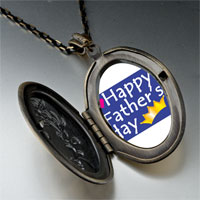 Necklace & Pendants - happy father' s day pendant necklace Image.