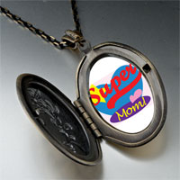 Necklace & Pendants - super mom heart pendant necklace Image.