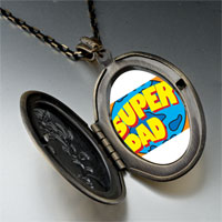 Necklace & Pendants - super dad pendant necklace Image.