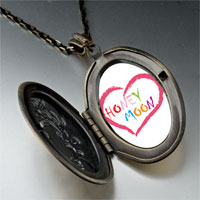 Necklace & Pendants - honeymoon heart pendant necklace Image.