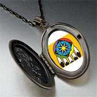 Necklace & Pendants - feather hat pendant necklace Image.