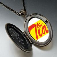 Necklace & Pendants - cursive heart tia pendant necklace Image.