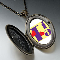 Necklace & Pendants - tia hearts pendant necklace Image.