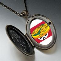 Necklace & Pendants - mexican corn pendant necklace Image.