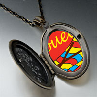 Necklace & Pendants - abuela sewing work pendant necklace Image.