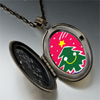 Necklace & Pendants - christmas pendants happy christmas tree gifts pendant necklace Image.